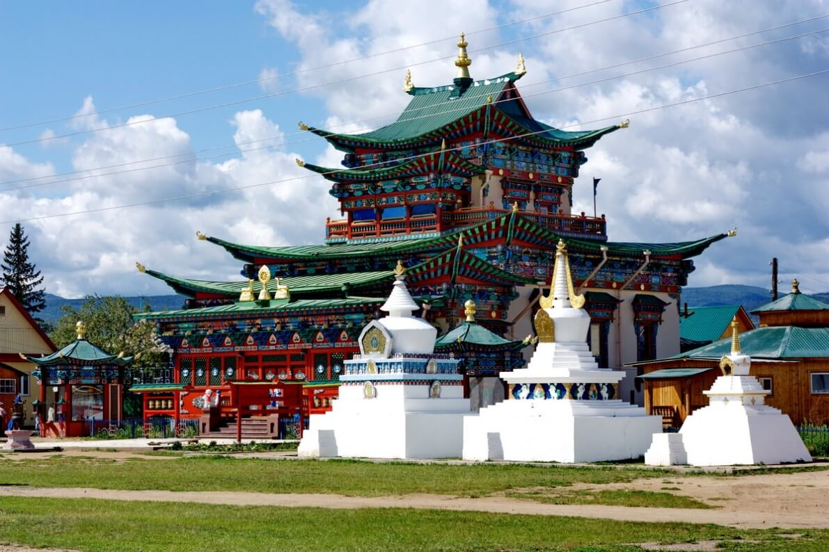Достопримечательности Улан-Удэ куда сходить и что посмотреть