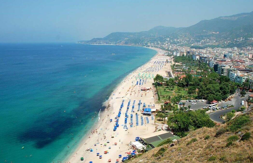 Топ-7 турецких пляжей от местного жителя