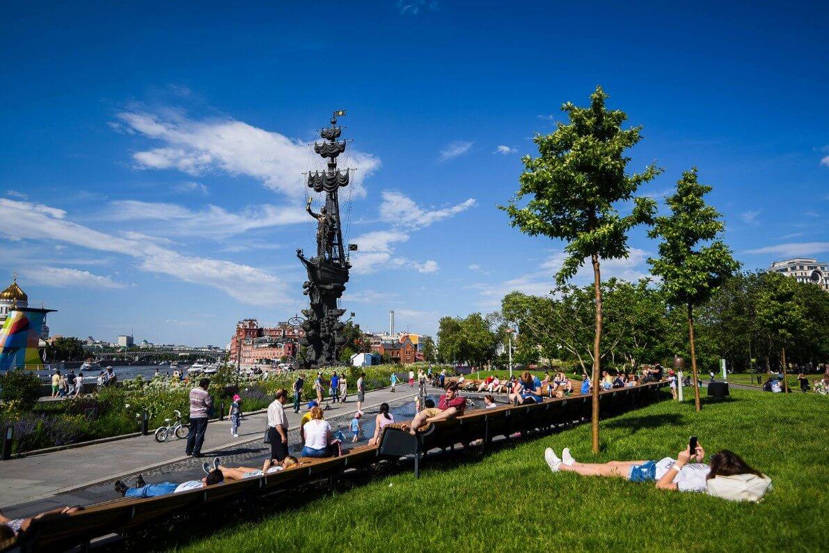 Рождество в парках Москвы 2020