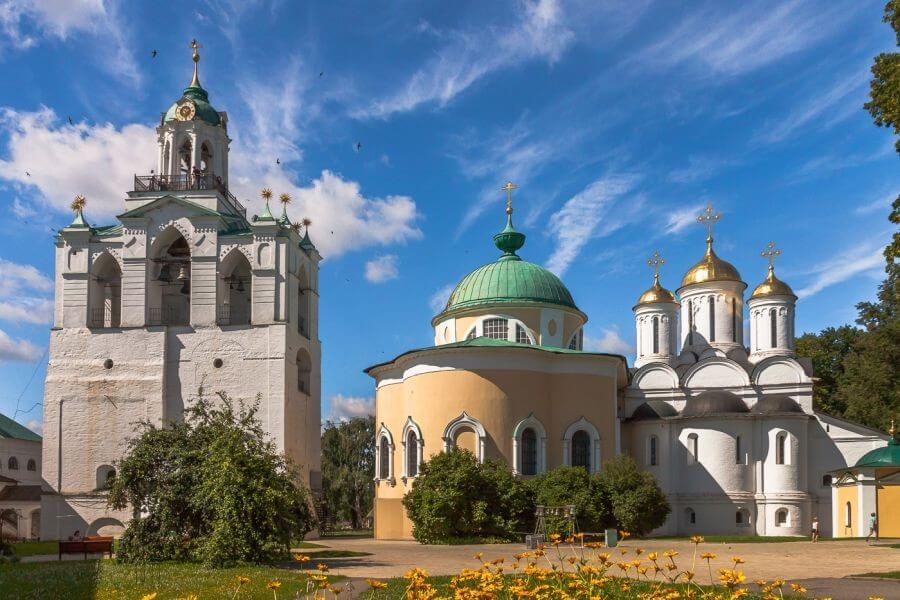 Село Вятское в Ярославской области. Фото. Достопримечательности