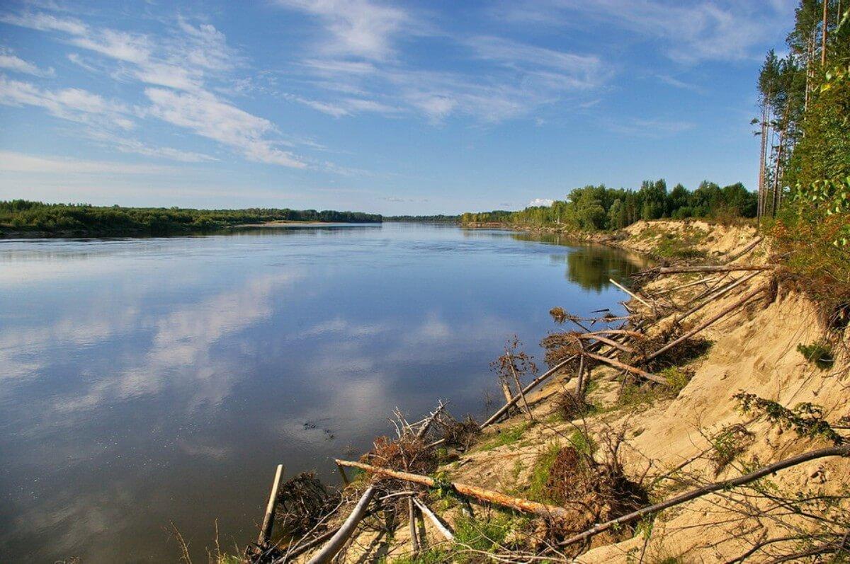 Зимние реки подмосковья фото про