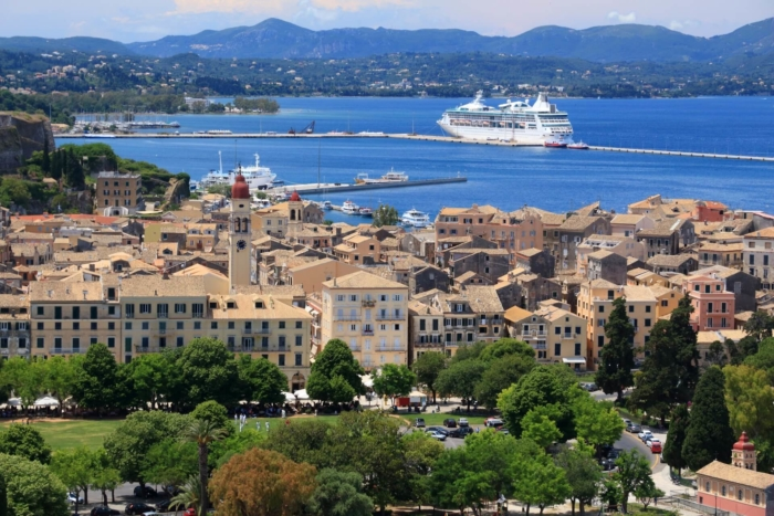 25 лучших курортов Корфу