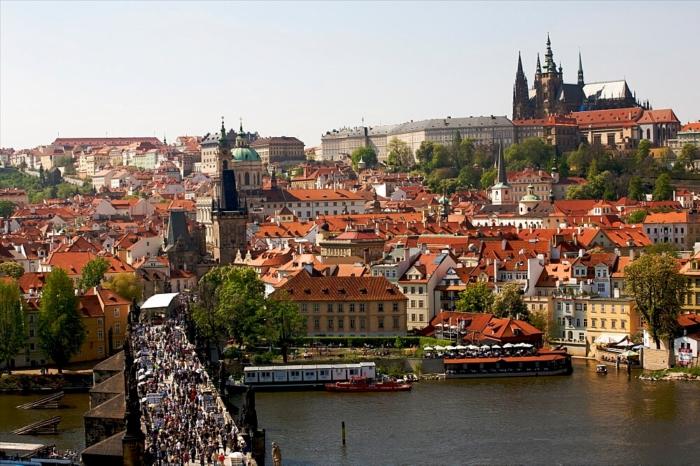 Крупные Города Чехии список по алфавиту на русском, по численности населения