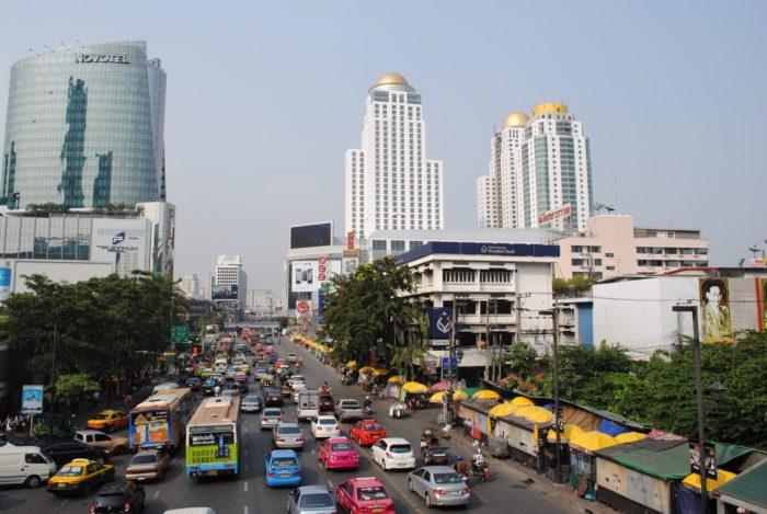 30 лучших городов Таиланда