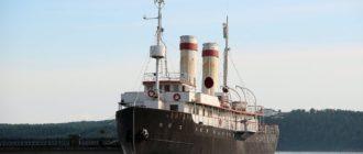 Корабль-музей «Ангара»
