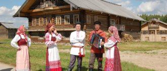 Архитектурно-этнографический музей «Семенково»