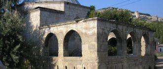 Гробница «Эски-Дюрбе»