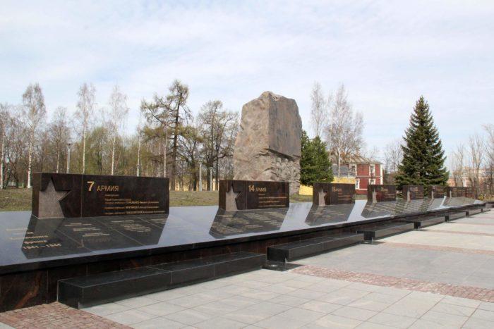 Voenno-memorialnyy-kompleks-Karelskogo-fronta-Alleya-pamyati-i-slavy-700x467