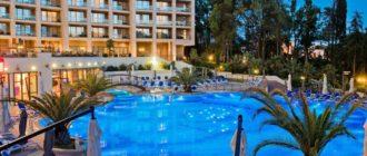Курортный отель «Swissotel Сочи Камелия»