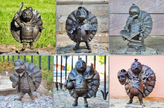 Mini-skulptury-serii-Semya-pavlinov-700x461